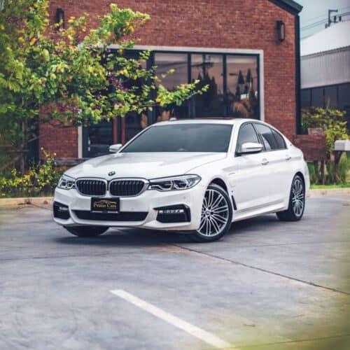 BMW 530e M Sport G30
