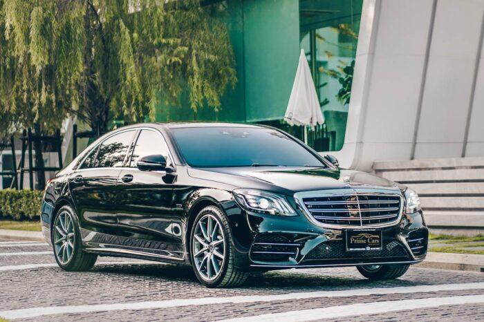 Mercedes-Benz S560e AMG Premium