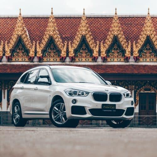 BMW X1 20d M Sport F48