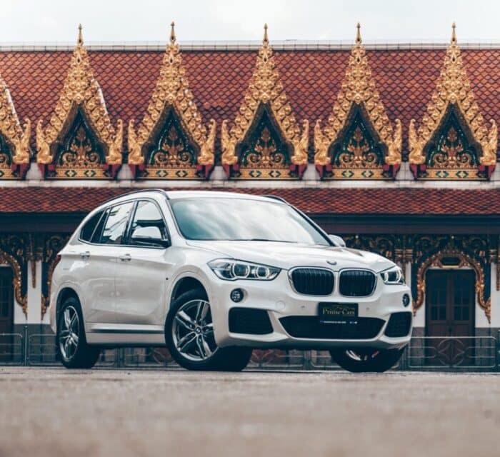 เช่ารถ BMW X1 20d F48 รุ่นใหม่ล่าสุด