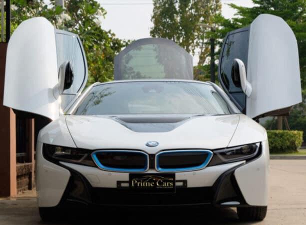 เช่ารถ BMW i8