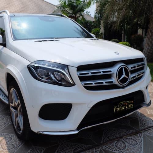 เช่ารถหรู เช่ารถสปอร์ต เช่ารถ Supercars Mercedes Benz GLS