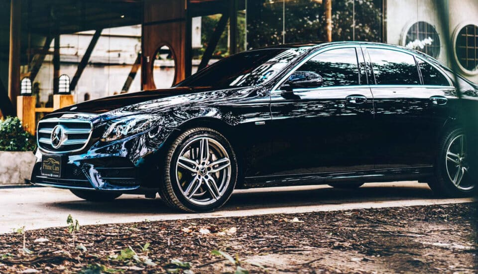 Mercedes-Benz E 350e Plugin Hybrid AMG