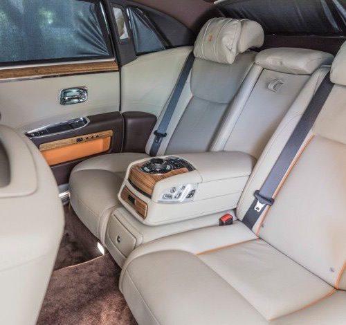 เช่ารถหรู เช่ารถสปอร์ต เช่ารถ Supercars Rolls Royce Ghost