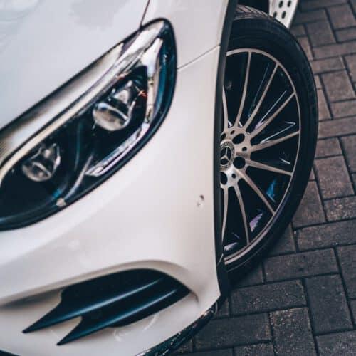 เช่ารถ Benz GLC250 Coupe AMG