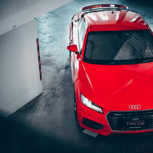 เช่ารถ Audi TT 45 TFSI สปอร์ต