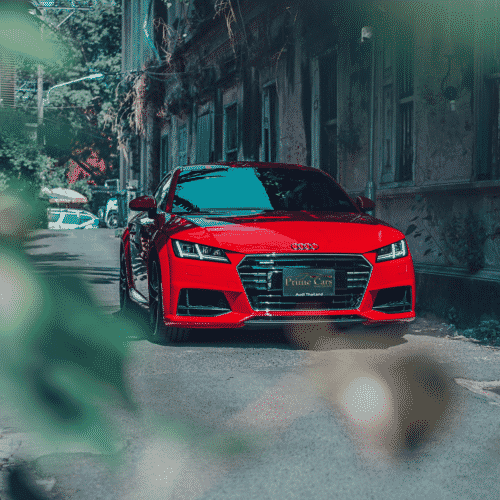 เช่า Audi TT