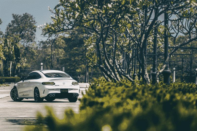 เช่ารถเบนซ์ C Coupe AMG C 43