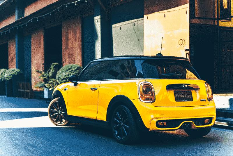 เช่า Mini Cooper S