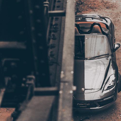 เช่า Porsche 718 Boxster