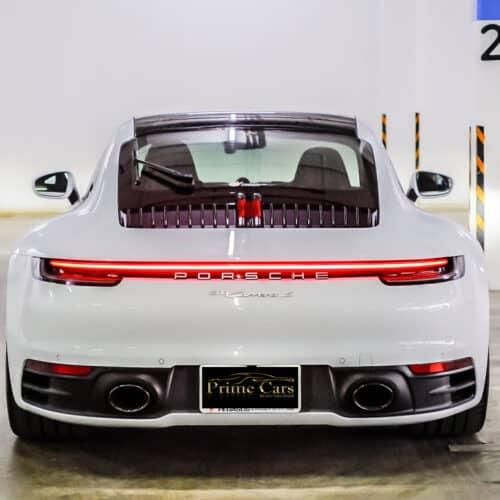 ให้เช่า Porsche 911 Carrera S 992