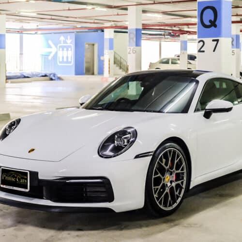 เช่า Porsche 911 Carrera S 992