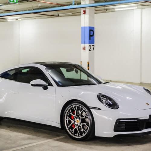 Porsche 911 Carrera S 992 ทดลองขับ