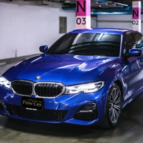 เช่ารถ BMW Series 3 330i M Sport G20 ราคาถูกสุด
