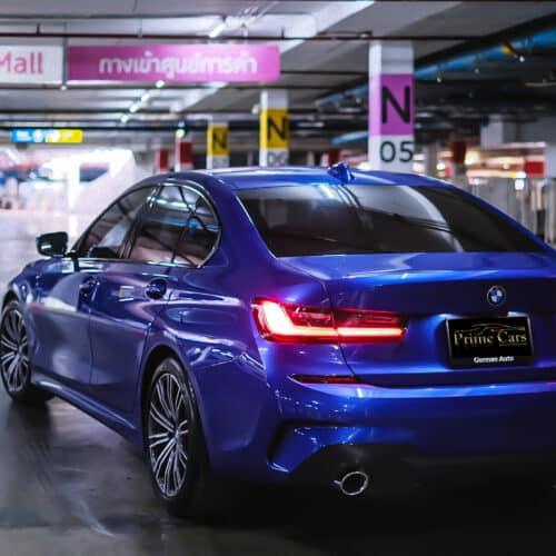 เช่ารถ BMW Series 3 330i M Sport G20 ขับเองง่ายๆ