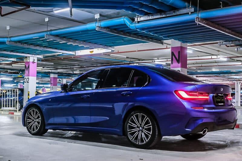 BMW Series 3 330i M Sport G20 มุมซ้าย