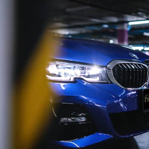 เช่ารถ BMW Series 3 330i M Sport G20 ไม่จำกัดไมล์