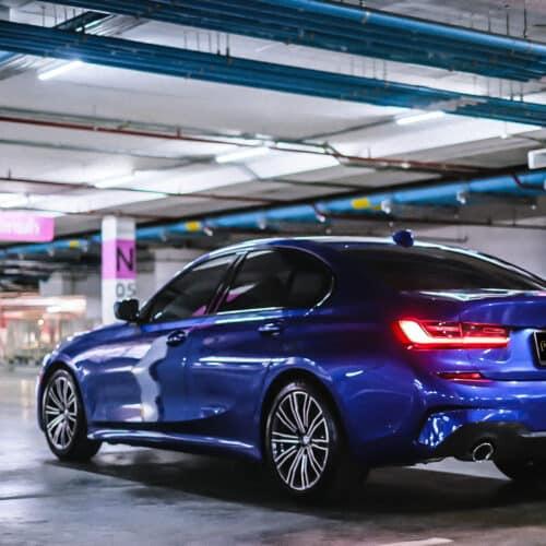 เช่ารถ BMW Series 3 330i M Sport G20 ที่ดีที่สุด