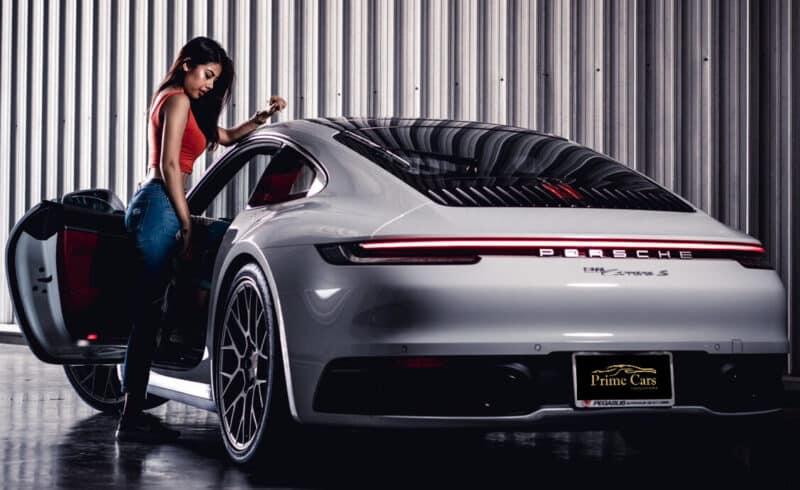 เช่า Porsche 911 Carrera S