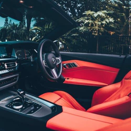 เช่า BMW Z4 g29 เปิดประทุน
