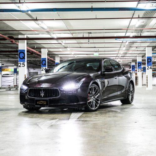 เช่ารถ Maserati Ghibli