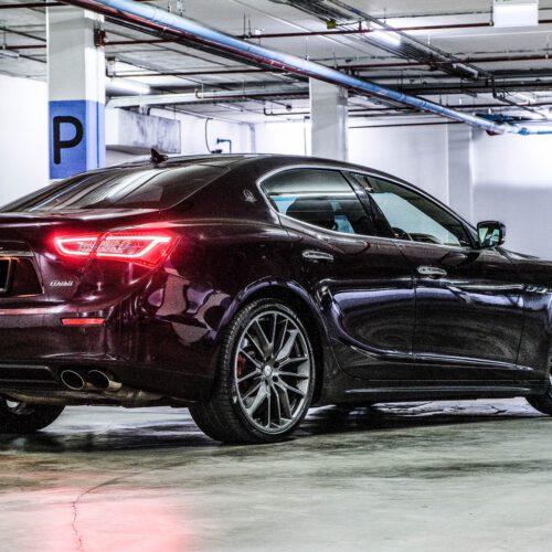 Maserati Ghibli Spec