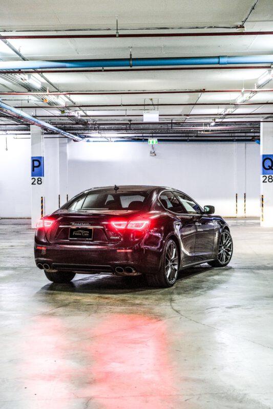 Maserati Ghibli ป้ายแดง