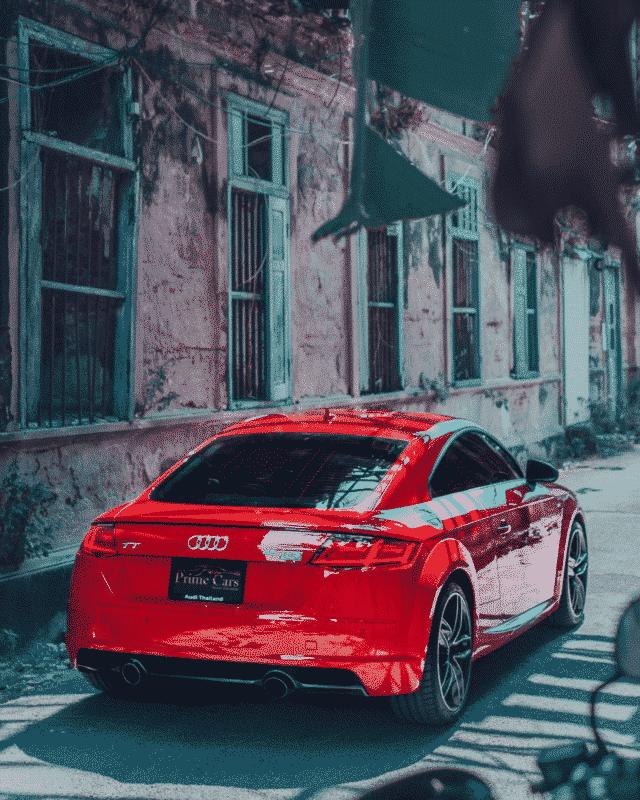 เช่า Audi TT Sline สปอร์ต
