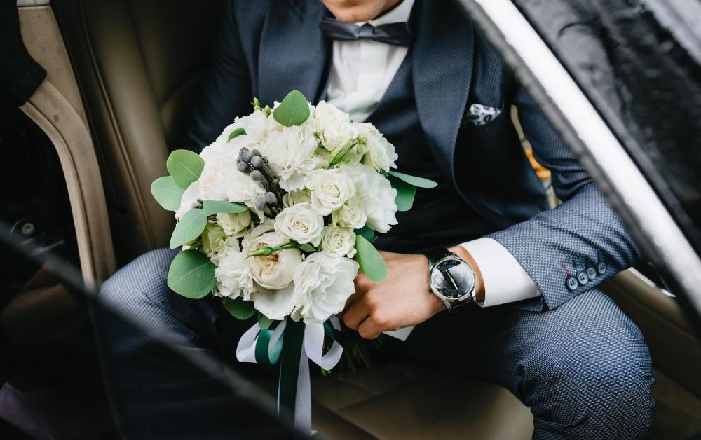 เซอร์ไพรส์แฟนด้วยดอกไม้