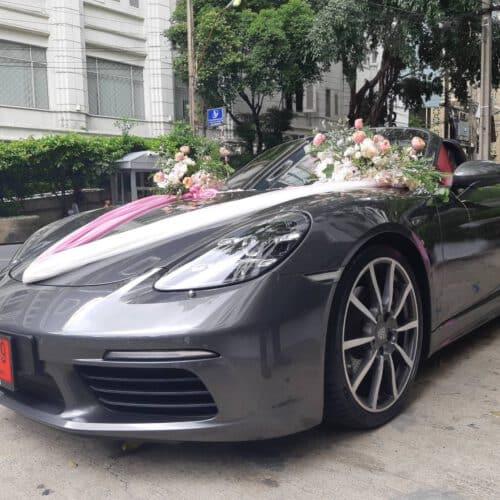 Prime Cars Rental เช่ารถงานแต่งงาน