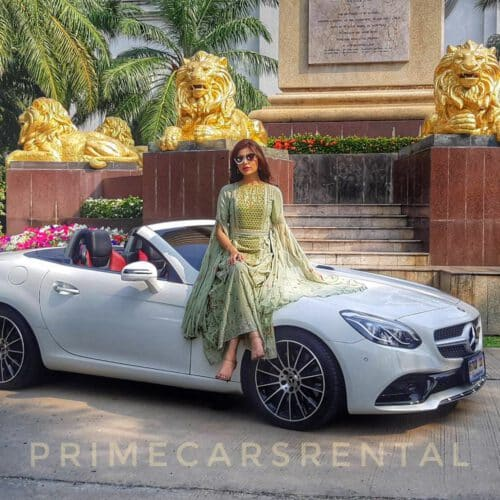 Prime Cars Rental Indian TV Scene