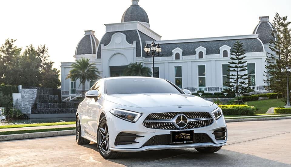 Mercedes-Benz CLS300d AMG Premium