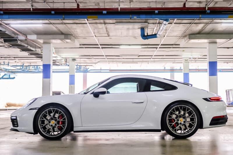 การดูแลรักษารถ Porsche