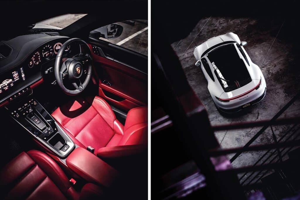 ปอร์เช่ 911 Carrera S 992