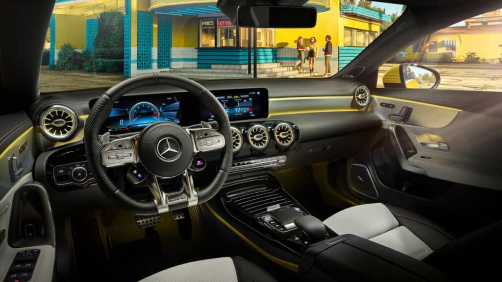 Benz CLA35