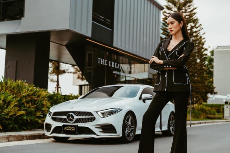 เช่ารถหรู Mercedes-Benz CLS