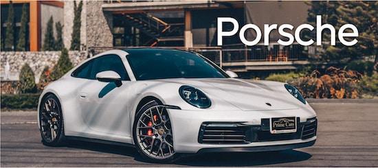 เช่ารถหรู Porsche 911