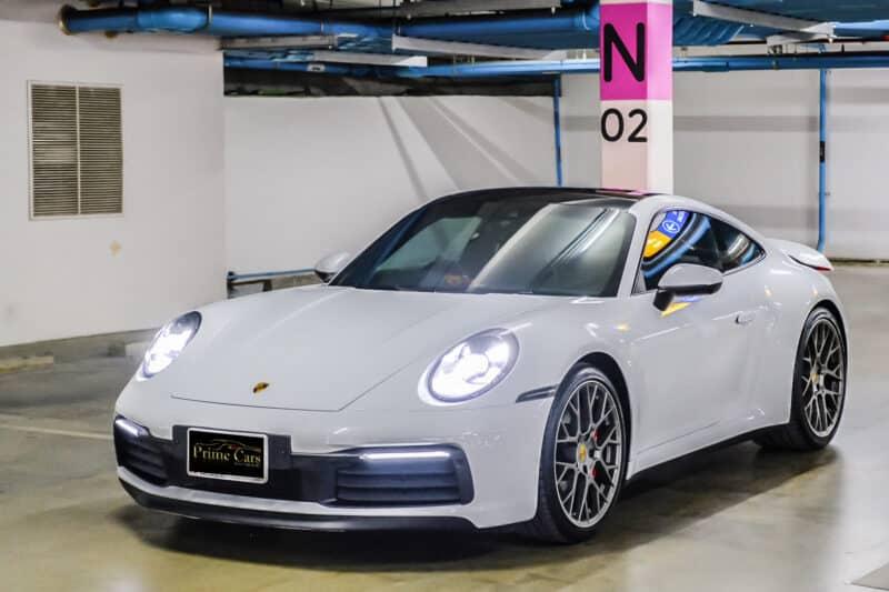 รถยนต์หรูในตำนาน-Porsche 911 Carrera-S
