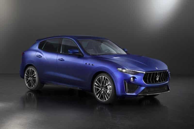 รถหรูตัวท็อป-Maserati Levante Trofeo Launch Edition
