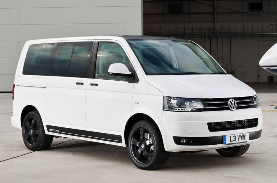 รถหรูมินิมอล-Volk Caravelle Edition