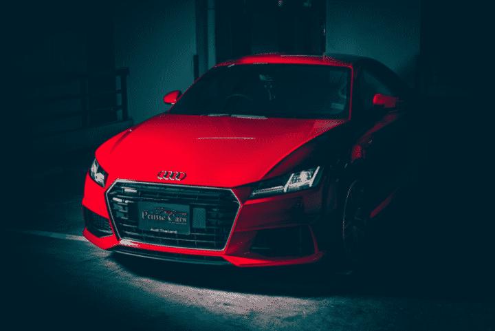 เช่ารถสปอร์ต Audi TT
