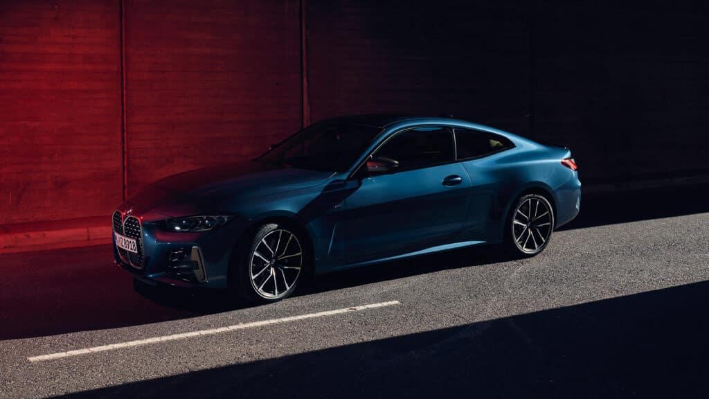 BMW Coupé G22