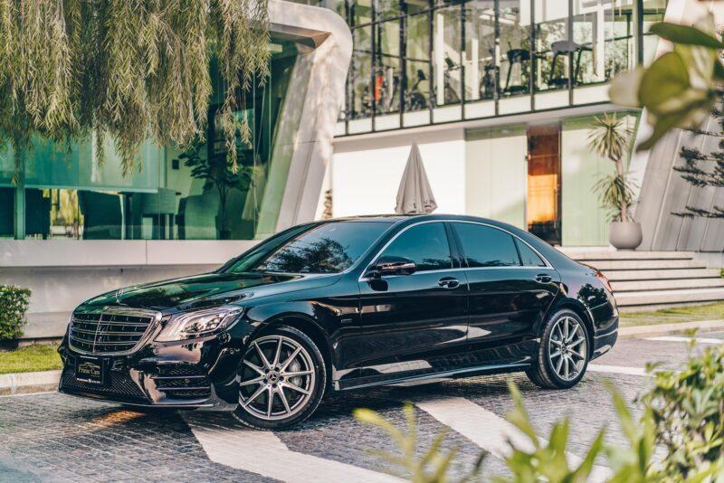 Mercedes-Benz S Class 2021 เช่าขับเอง