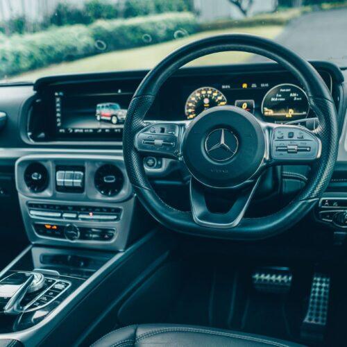 Mercedes-Benz G350d AMG Facelift