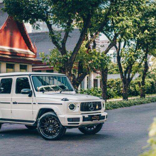 เช่ารถซุปเปอร์คาร์ Mercedes-Benz G Wagon
