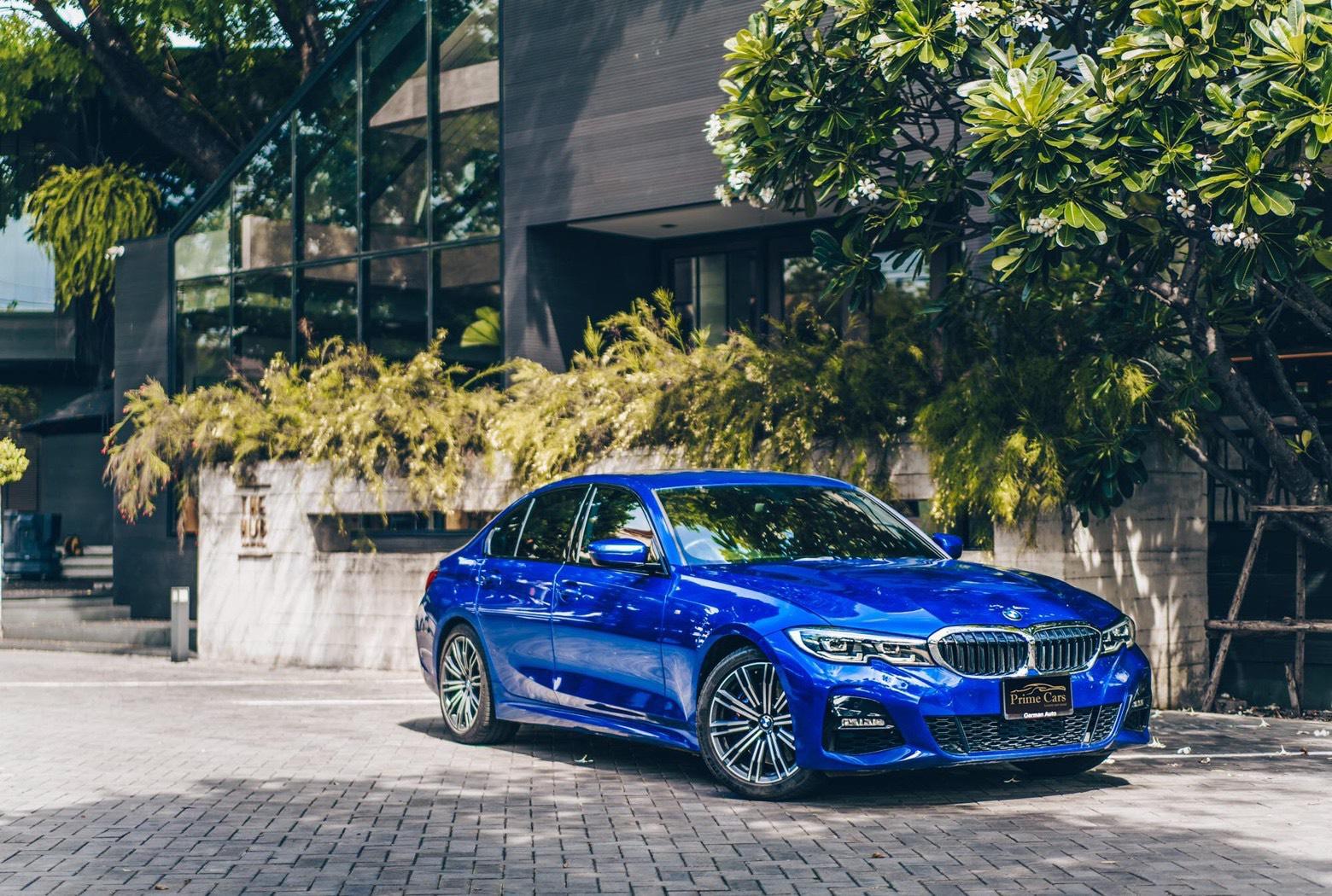 เช่ารถหรู BMW 330i M Sport G20 (2020)