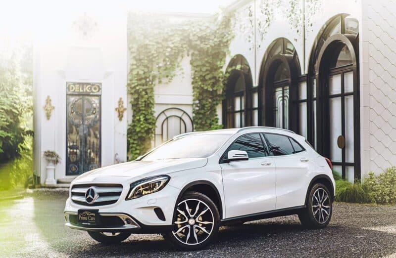 เช่ารถหรู Mercedes-Benz