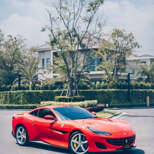 เช่ารถสปอร์ต Ferrari Portofino