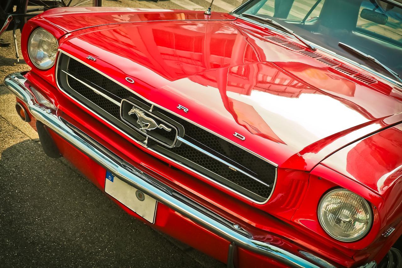 รถหรูน่าเช่า Muscle Car