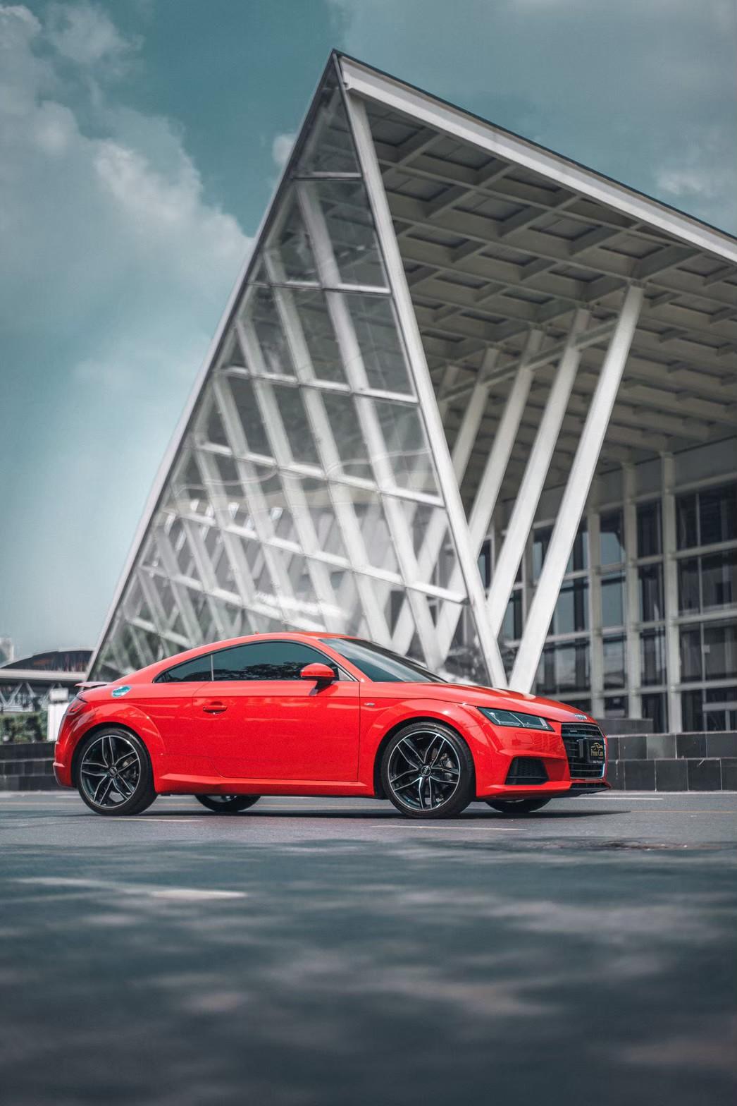 รถหรูน่าเช่า Audi